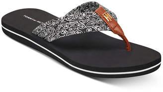 Tommy Hilfiger Women's Chang Flip Flops Women's Shoes
