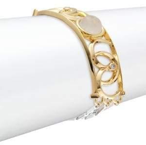 Eddie Borgo Sibyl 12K Gold-Plated Bracelet