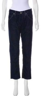 Isabel Marant Mid-Rise Corduroy Pants w/ Tags