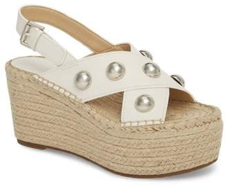 Marc Fisher Rella Espadrille Platform Sandal (Women)