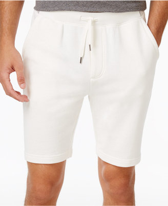Brooks Brothers Red Fleece Men's Cotton French Terry Drawstring Shorts $59.50 thestylecure.com
