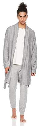 Rebel Canyon Men's Young Super Soft Hacchi Robe with Pockets
