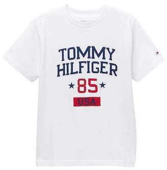 Tommy Hilfiger Willis Short Sleeve Tee (Big Boys)