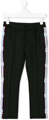Fendi tailored regular trousers