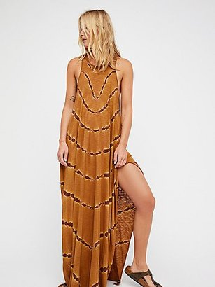 Luna Maxi Dress by Free People $108 thestylecure.com