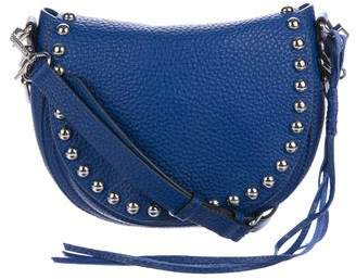 Rebecca Minkoff Studded Leather Crossbody Bag