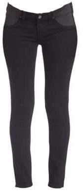 Paige Verdugo Ultra-Skinny Maternity Jeans