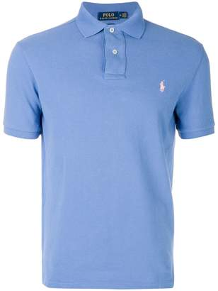 Polo Ralph Lauren short sleeved logo polo shirt