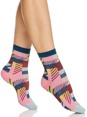 Happy Socks Hysteria Daria Ankle Socks