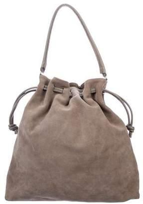 Clare Vivier Suede Bucket Bag