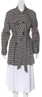 Tory Burch Casual Long Sleeve Jacket