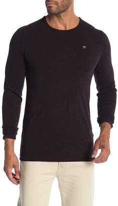 Scotch & Soda Classic Cotton Elastane Long Sleeve Shirt