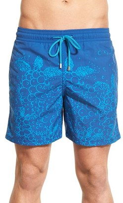 Men's Vilebrequin 'Moorea - Bubble Turtles' Print Swim Trunks $250 thestylecure.com