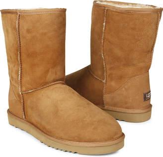 UGG Short sheepskin boots
