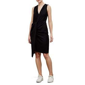 Kenneth Cole Women's Twist Wrap Dress