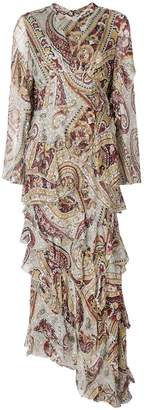 Etro macro paisley printed dress