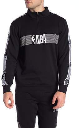 UNK NBA NBA Quarter Zip Pullover