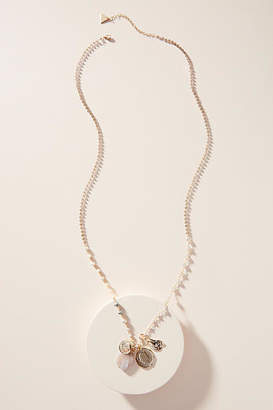 Anthropologie Jayne Charm Necklace