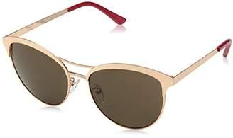 1e398714fa8 Halston H Women s Hh 141 Cat Eye Fashion Cateye Sunglasses