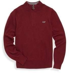 Vineyard Vines Toddler's, Little Boy's& Boy's Classic Cotton Sweater