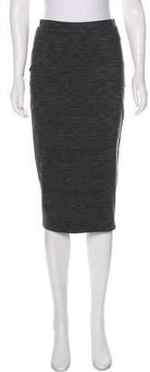 Obakki Knee-Length Knit Skirt
