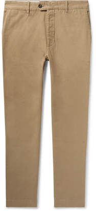 Officine Generale Oliver Cotton-Twill Chinos
