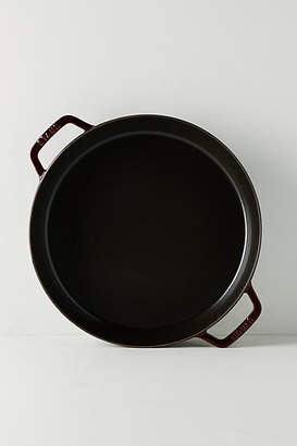 Staub Cast Iron Double-Handled Frying Pan
