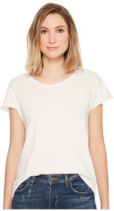 Alternative - Distressed Rocker Tee Women's T Shirt $38 thestylecure.com