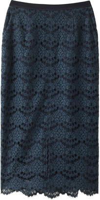 GALLARDAGALANTE (ガリャルダガランテ) - ガリャルダガランテ レースタイトスカート