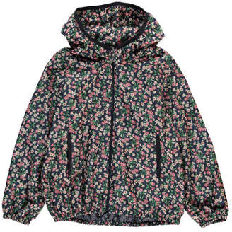 Moncler Vive Floral Hooded Jacket