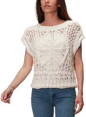 Free People Diamond In The Rough Solid Sweater - Women's