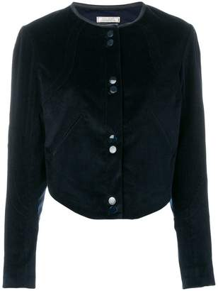 Nina Ricci fitted and cropped jacket