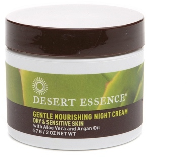 Desert Essence Gentle Nourishing Night Cream