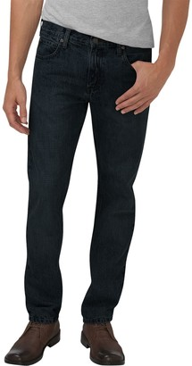Dickies Men's Slim-Fit Straight-Leg Jeans