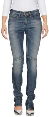 AR+ CAMOUFLAGE AR AND J. Denim pants - Item 42561908