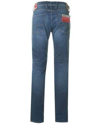 Replay Anbass Hyperflex Slim Stretch Jeans