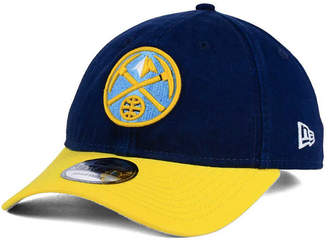 New Era Denver Nuggets 2 Tone Shone 9TWENTY Cap