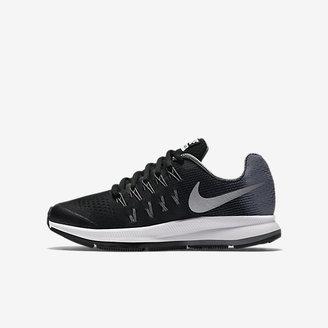 Nike Air Zoom Pegasus 33 Little/Big Kids' Running Shoe $90 thestylecure.com