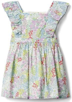 Floral flutter dress $39.95 thestylecure.com