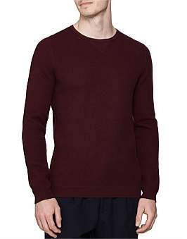 Reiss Carnsdale Ls Lightweight Cable Crew