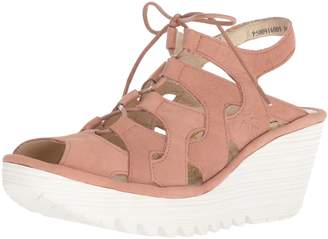 Fly London Women's YEXA916FLY Wedge Sandal