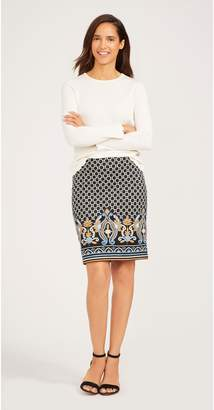J.Mclaughlin Lucy Skirt in Bee's Nest