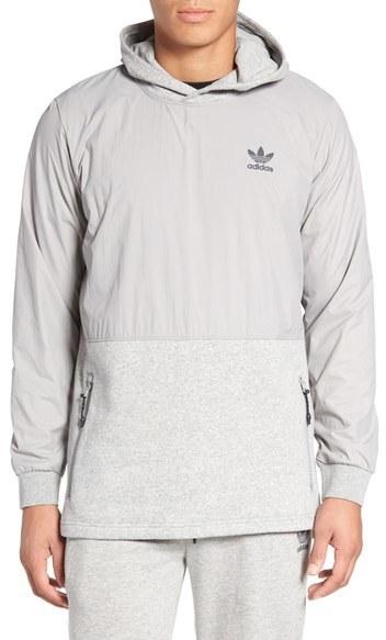 adidas Originals Sport Luxe Mix Hoodie