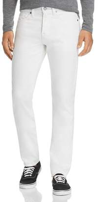7 For All Mankind Adrien Slim Fit Jeans in White