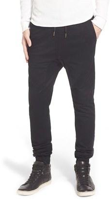 Men's Zanerobe 'Sureshot' Slim Tapered Leg Jogger Chinos $99 thestylecure.com