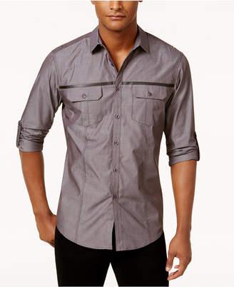 INC International Concepts I.n.c. Men's Chest Stripe Shirt, Created for Macy's