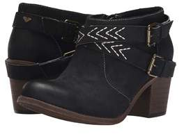 Roxy Womens Janis Closed Toe Ankle Fashion Boots.
