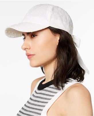 INC International Concepts I.N.C. Bow-Back Baseball Cap, Created for Macy's