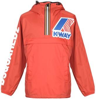 DSQUARED2 x K-WAY Jackets