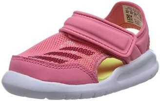 adidas (アディダス) - [アディダス] ベビーシューズ FortaSwim I サンダル・キッズ 12.0cm -16.0cm チョークピンク S18/ビビッドベリー S14/ランニングホワイト (AC8299) 15 cm